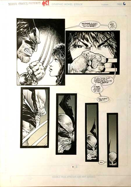 Original Comic Art for Sale Highlights and Auction Results – Jan. 24 2019