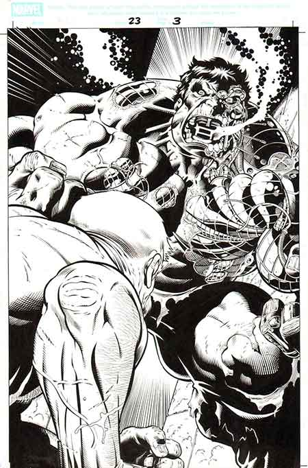 Original Comic Art for Sale Highlights and Auction Results – Feb 01 2019