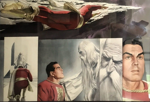 Alex-Ross-Original-Comic-Art