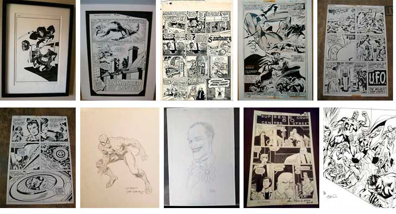 top-ten-original-comic-art-ebay