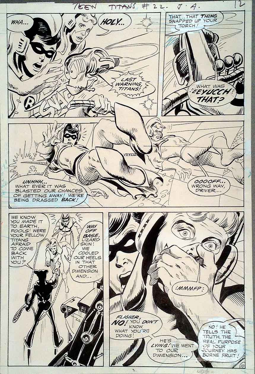 Neal-Adams-original-comic-art