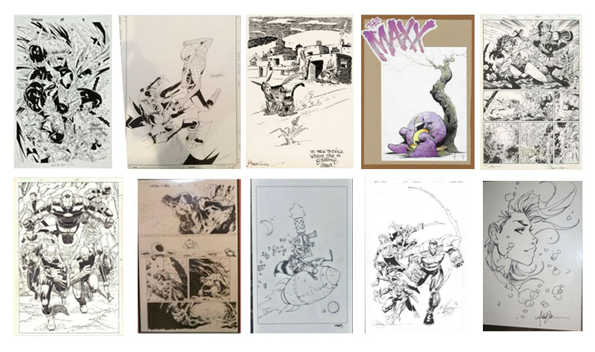 Original-comic-art-for-sale