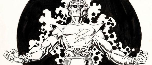 gil-kane-warlock-original-comic-art