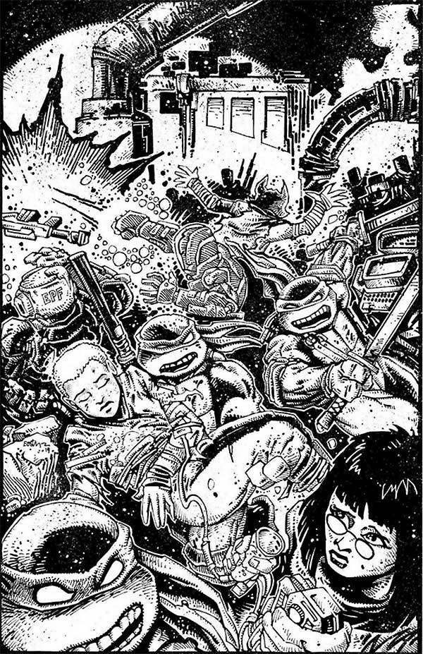 kevin-eastman-original-comic-art