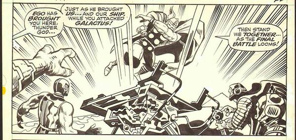 jack-kirby-thor-original-art