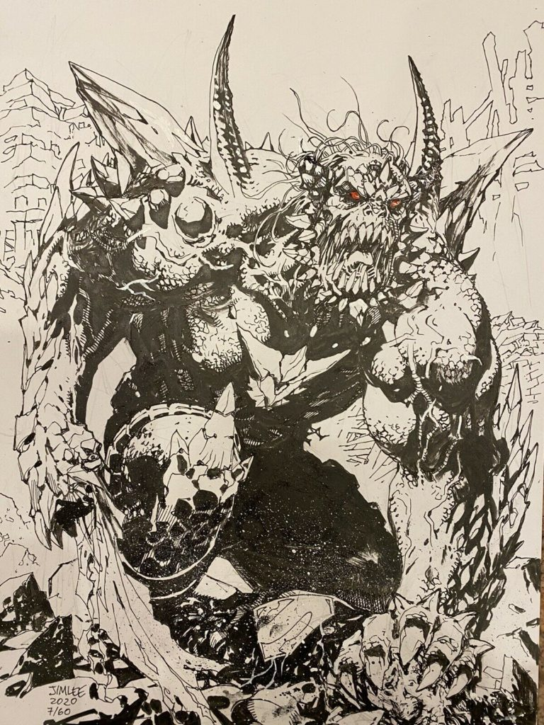 jim-lee-doomsday-original-art