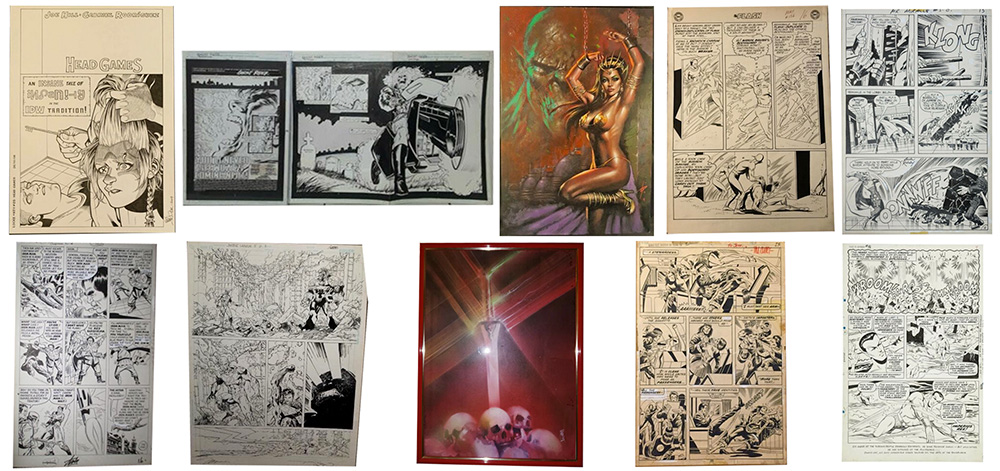 original-comic-art-for-sale-ebay