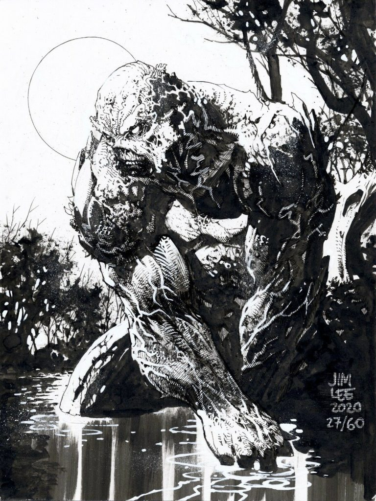 jim-lee-swamp-thing-original-art